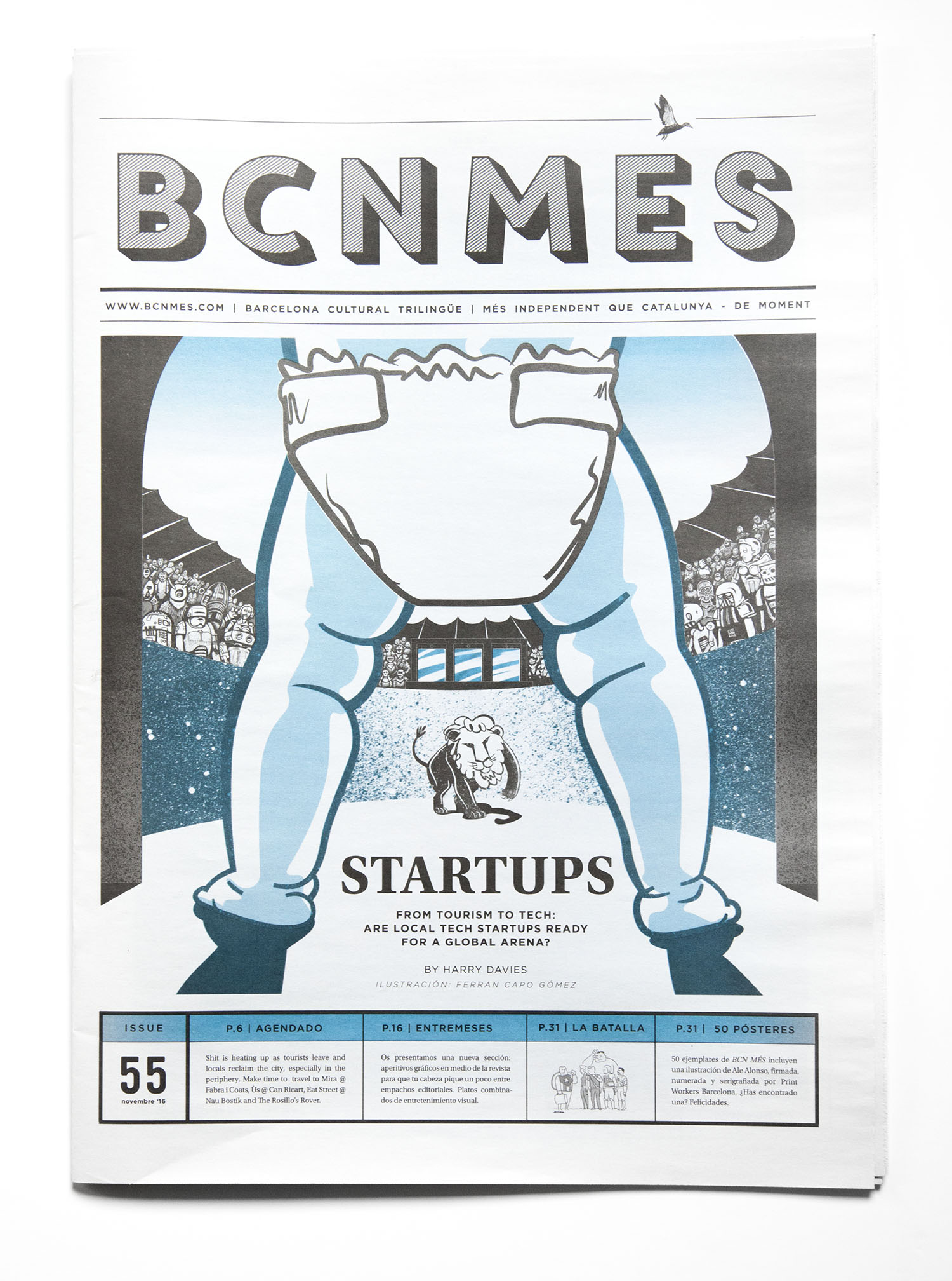 Bcn Mes Magazine